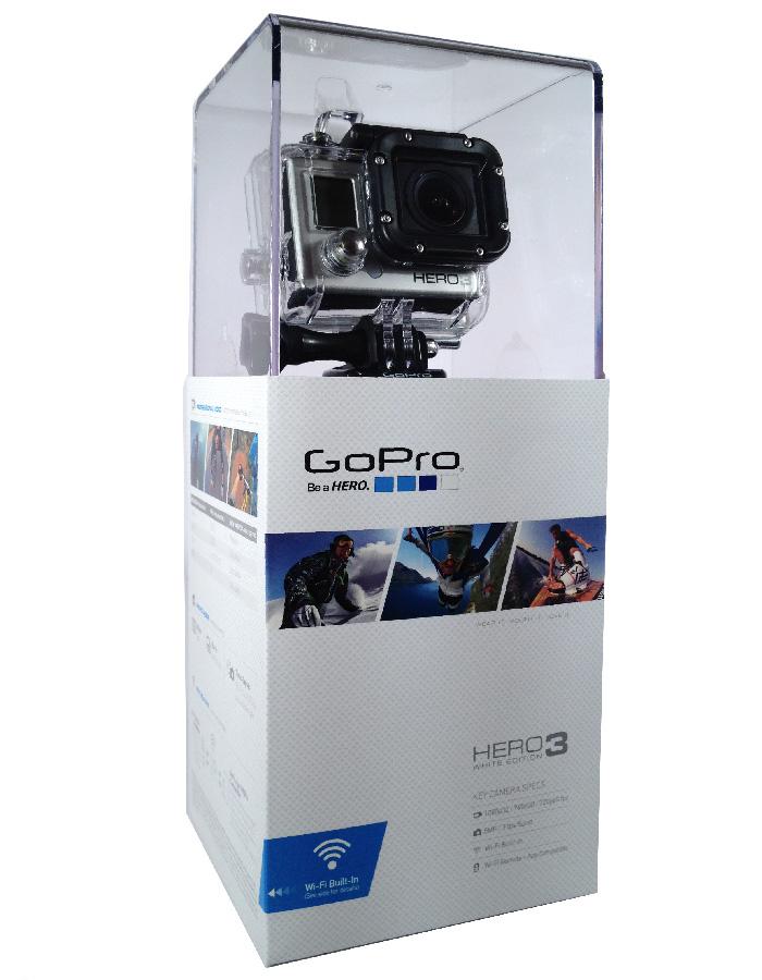 Gopro hero 3 white promo code