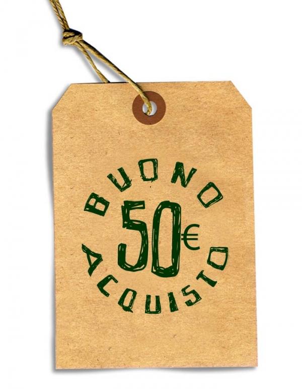 BUONO ACQUISTO 50€