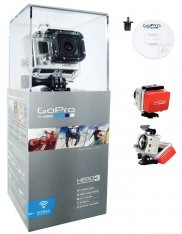 GOPRO HD HERO3 SILVER EDITION KIT SURF