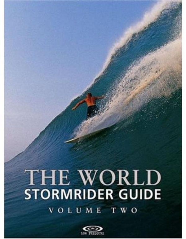 THE WORLD STORMRIDER Surf GUIDE VOL.2