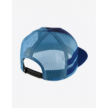 HURLEY BLOCK PARTY SPEED TRUCKER CAP BLUE