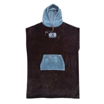 OCEAN & EARTH PONCHO IN SPUGNA DAYBREAK