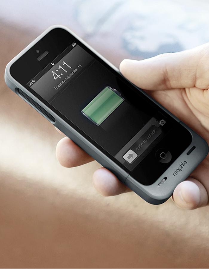 batteria custodia iphone 5s