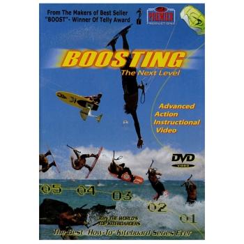 DVD didattico kitesurfing imparare Boosting 2
