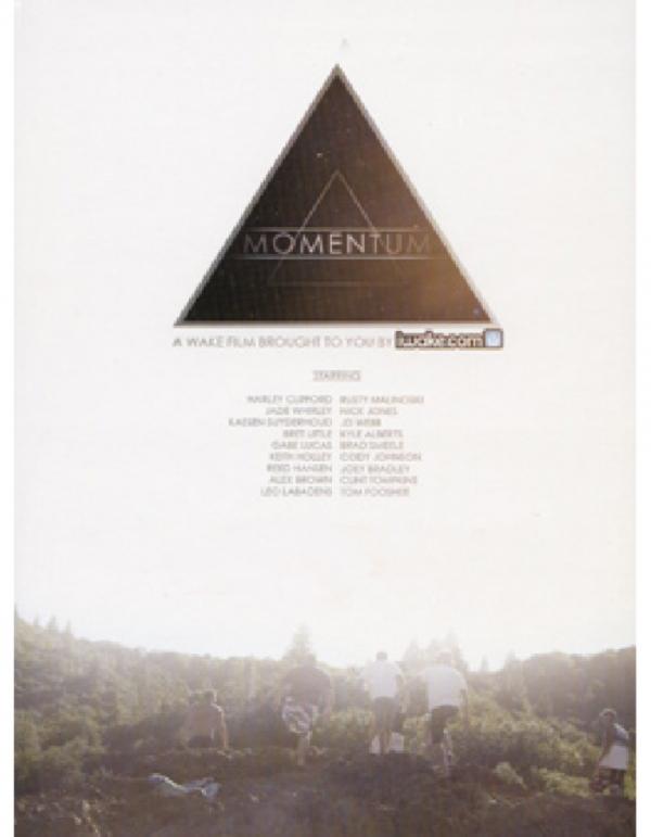 momentum dvd wakeboard