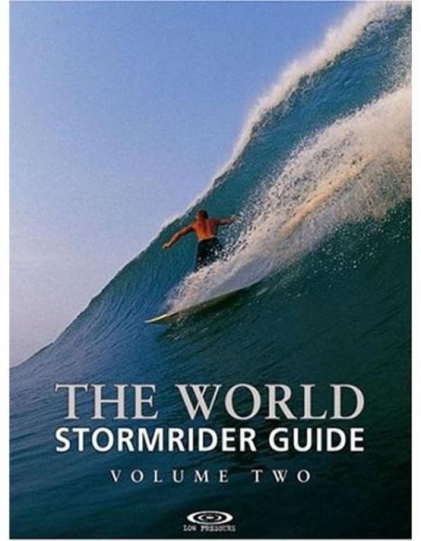 THE WORLD STORMRIDER Surf GUIDE VOL.2