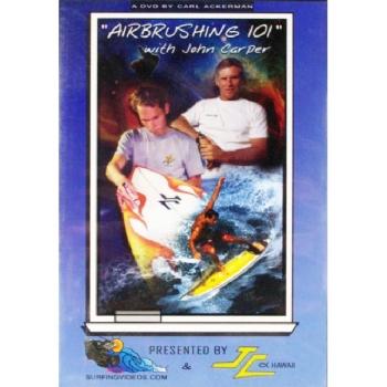 AIRBRUSHING 101 WITH JOHN CARPER