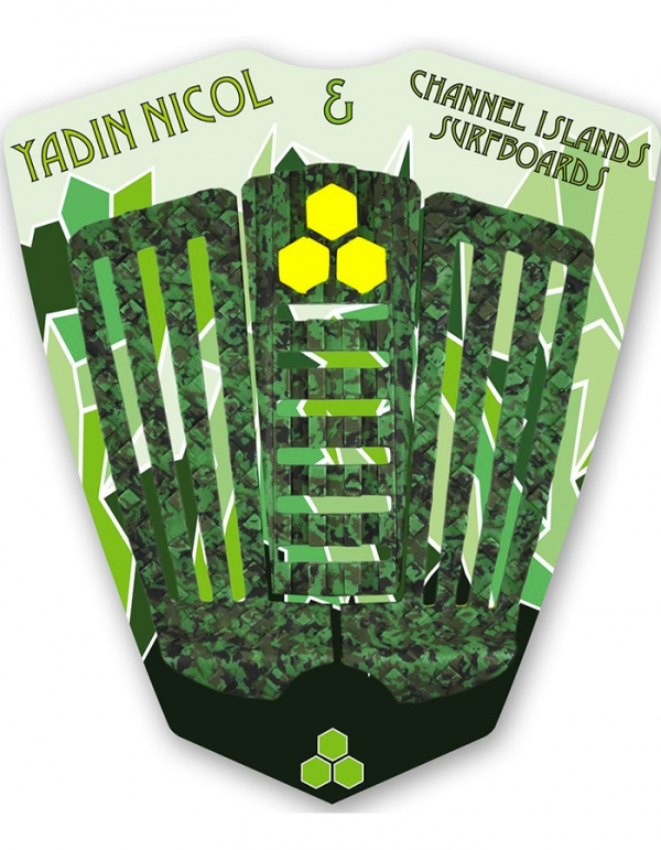 AL MERRICK GRIP YADIN NICOL SIGNATURE TRACTION PAD
