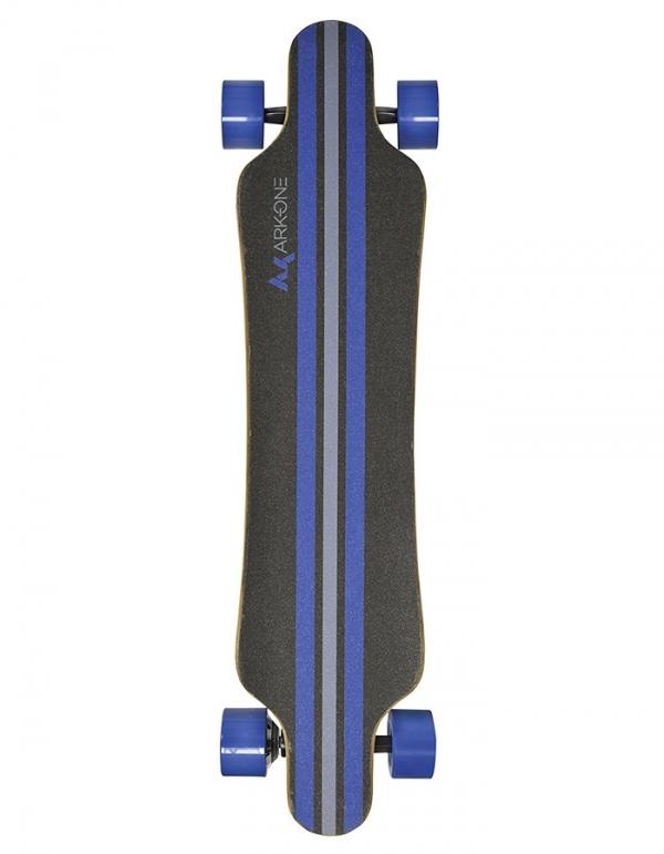 ARK-ONE SK8 ELECTTRICO WHIZZ LONGBOARD 650W BLU