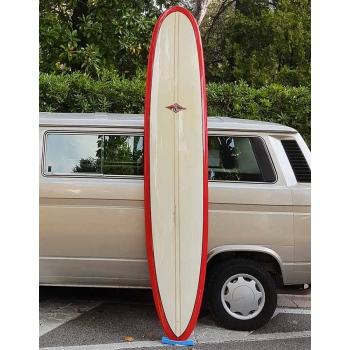 BEAR SURFBOARDS ATOMIC 10'0'' LONGBOARD SINGLE FIN (USATO DA ESPOSIZIONE)