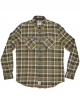 BEAR SURFBOARDS CAMICIA IN FLANELLA