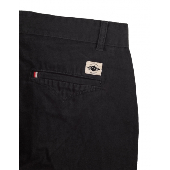 BEAR SURFBOARDS PANTALONI CHINO TROUSER BLACK