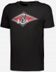 BEAR SURFBOARDS T-SHIRT LOGO NIGHT BLACK