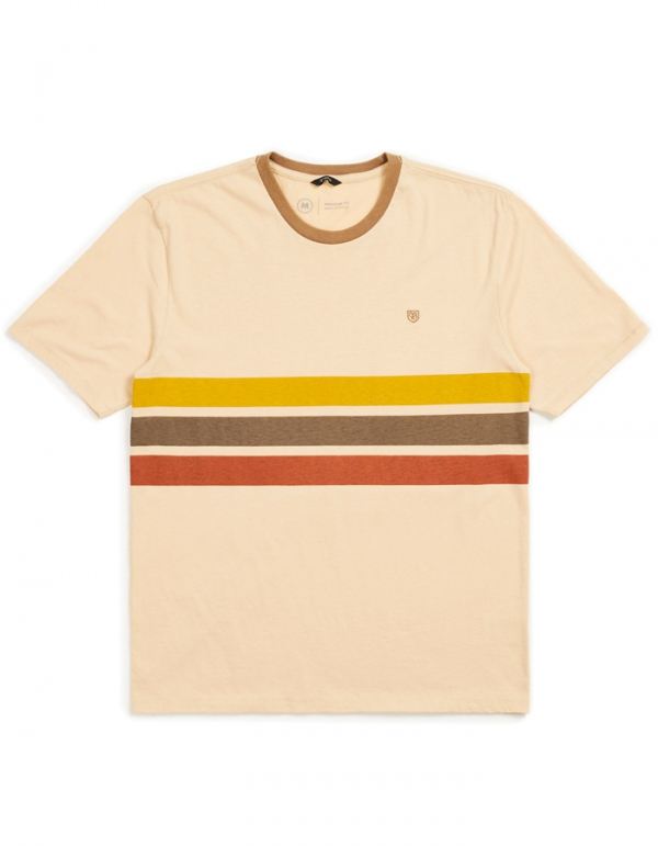 BRIXTON B-SHIELD PREMIUM T-SHIRT