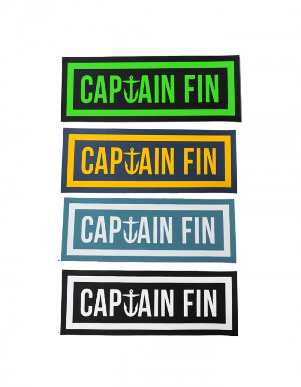 CAPTAIN FIN ADESIVO COLOR BIG