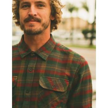 CAPTAIN FIN CAMICIA IN FLANELLA PAUL FLANNEL