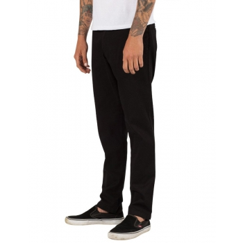 CAPTAIN FIN PANTALONI TROUSA PANT BLACK