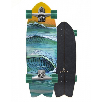 "CARVER SWALLOW 29"" C7 SURFSKATE COMPLETO"