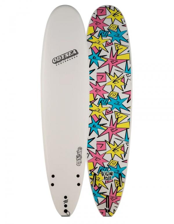 CATCH SURF ODYSEA LOG X KALANI ROBB SOFTBOARD WHITE