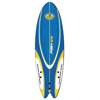 "CBC FISH 6'2"" SOFTBOARD"