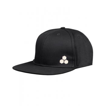 CHANNEL ISLAND HIP HEX SNAPBACK HAT BLACK