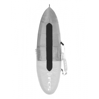 FCS SACCA SINGOLA 6'0'' SHORTBOARD 3DXFIT DAY ALL PURPOSE