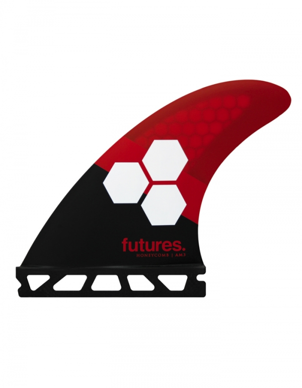 FUTURES AM3 HONEYCOMB PINNE THRUSTER SMALL