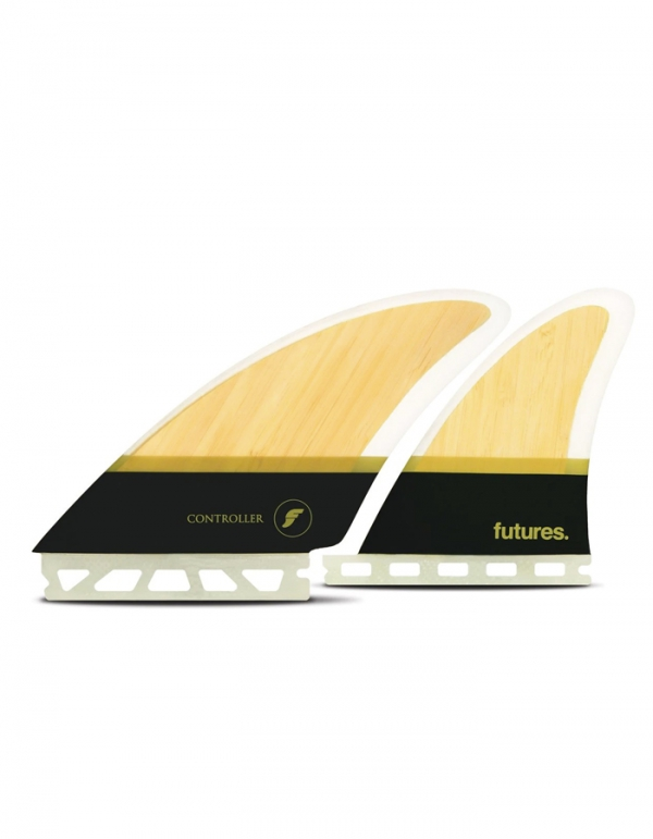 FUTURES PINNE CONTROLLER QUAD BAMBOO
