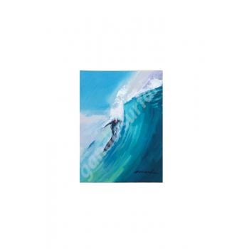 GANADU SURF ART ORIGINAL PAINTINGS TAKE OFF 18X24