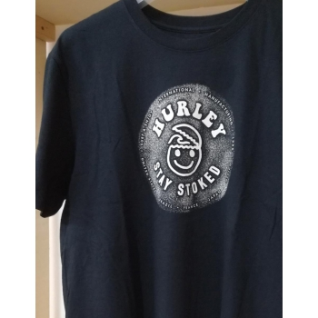 HURLEY STAY STOCKED T-SHIRT