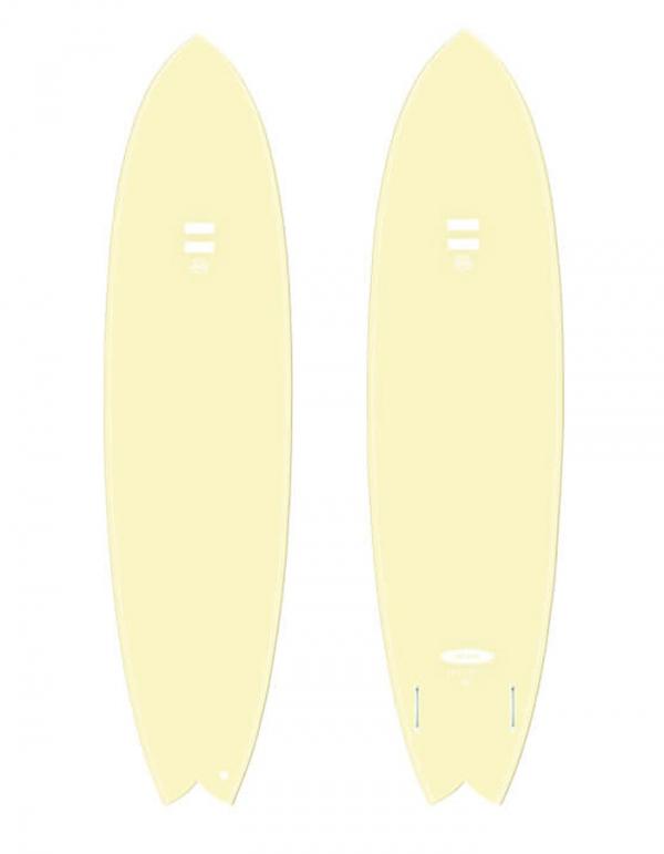 """INDIO ENDURANCE BIG FISH 7'2"""" SAND SOFTBOARD"""