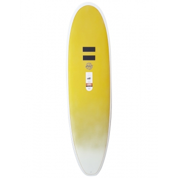 "INDIO ENDURANCE PLUS BANANA CARBON 7'0"" FUNBOARD"