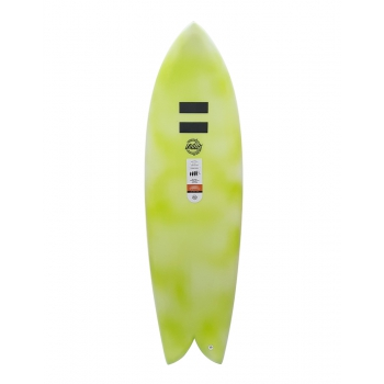 "INDIO TAVOLA ENDURANCE DAB FISH 5'11"" GREEN"
