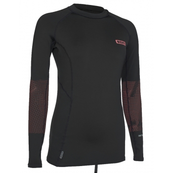ION THERMO TOP LYCRA FELPATA MANICHE LUNGHE DONNA 2018