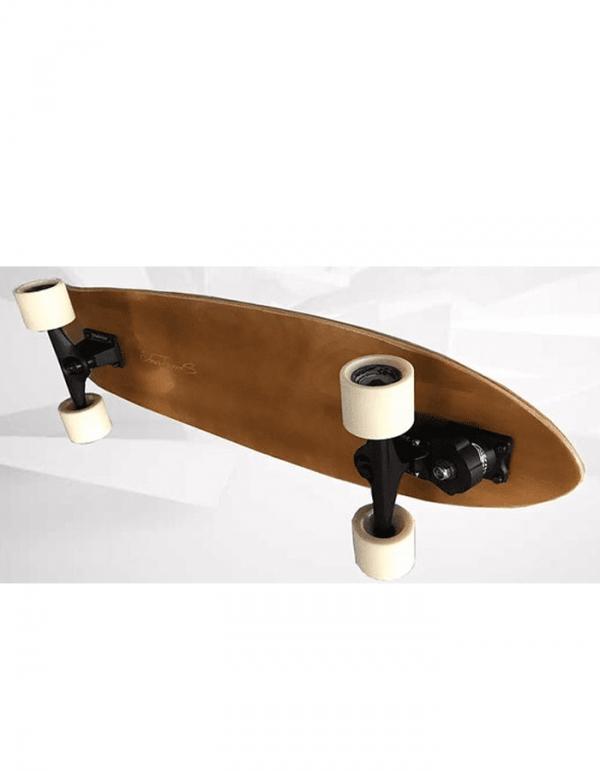 "JAWSBOARDS NITRO SURFSKATE LONG NATURAL LONGBOARD 36.5"""