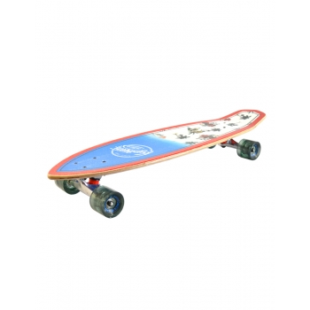 KRYPTONICS SKATEBOARD MAUI PATTERN 32""