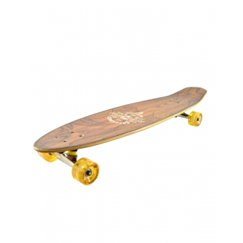KRYPTONICS SKATEBOARD NATIVE SURF LONGBOARD 36""