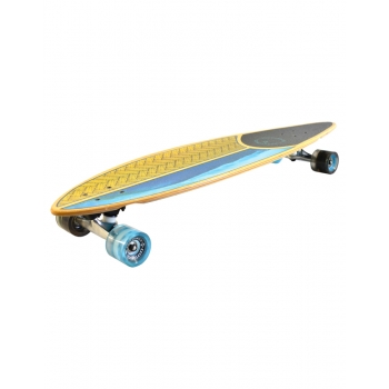 KRYPTONICS SKTEBOARD LONGBOARD WEAVED 37''
