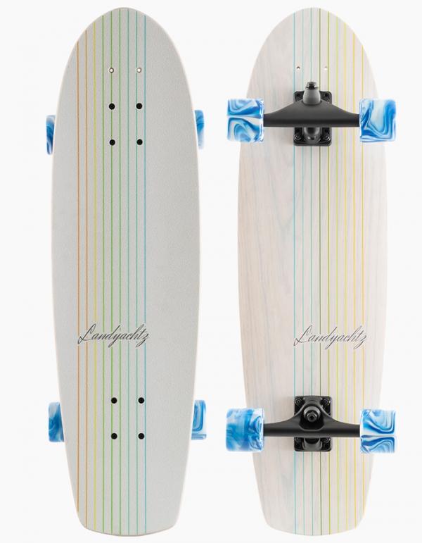 """LANDYACHTZ 31"""" SURFSKATE BUTTER"""