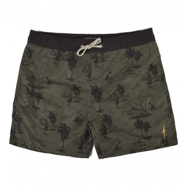 LIGHTNING BOLT PANTALONCINI SURF TRAVELER