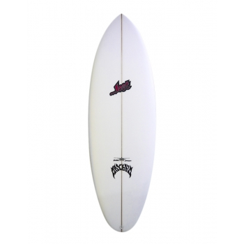 """LOST PUDDLE JUMPER ROUND PIN SHORTBOARD 5'8"""""""