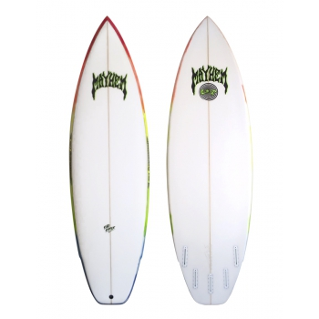 LOST RAD RIPPER 5'11 FUTURES FINS