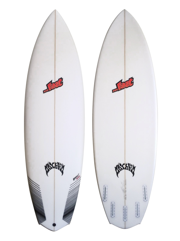 LOST ROCKET REDUX 5'10 FUTURES FIN