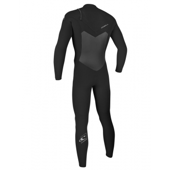 O'NEILL EPIC 4/3 MUTA INVERNALE FRONT ZIP BLACK 2019