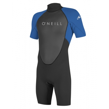 O'NEILL REACTOR-2 2MM BACK ZIP S/S SPRING WETSUIT
