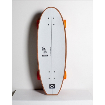 """OUTRIDE SURF YOUR CITY 28"""" SURFSKATE"""