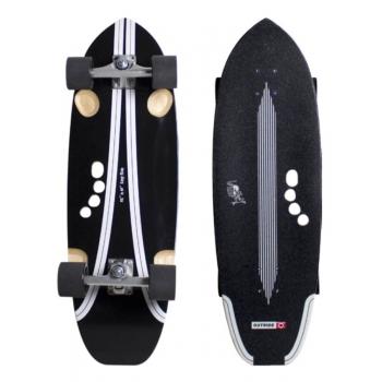 OUTRIDE SURFSKATE EASY RIDE BLACK 32''