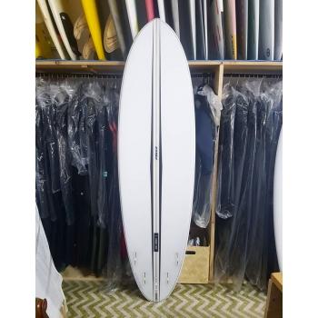 "PUKAS SURFBOARDS LA CÔTE BY AXEL LORENTZ 6'08"""