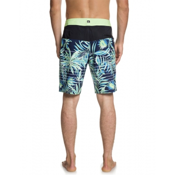 QUIKSILVER BOARDSHORT DRAINED OUT 19""