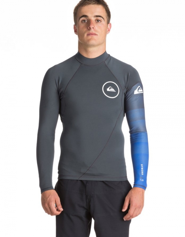QUIKSILVER CORPETTO 1.0 SYNCRO LS NEW WAVE